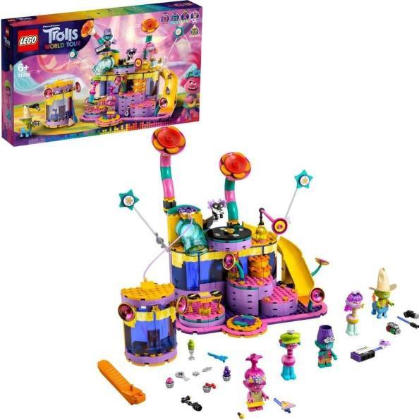 レゴ(LEGO) トロールズ ヴァイブ・シティのコンサ...