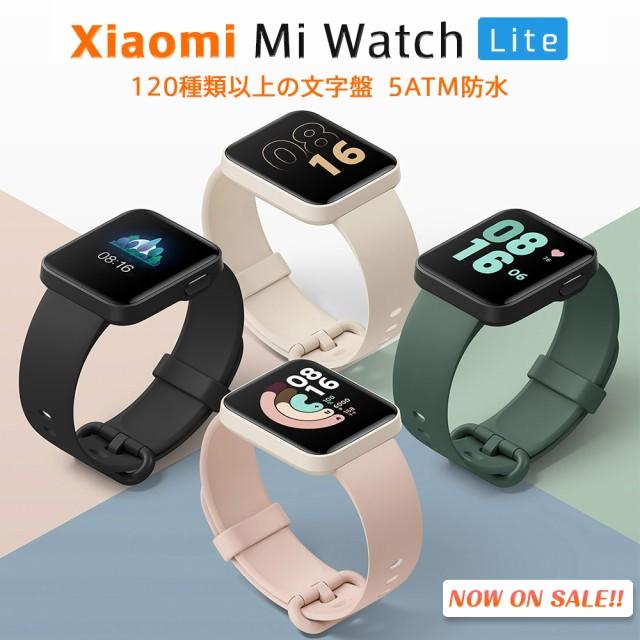 【新発売】 Xiaomi Mi Watch Lite スマートウォッ...