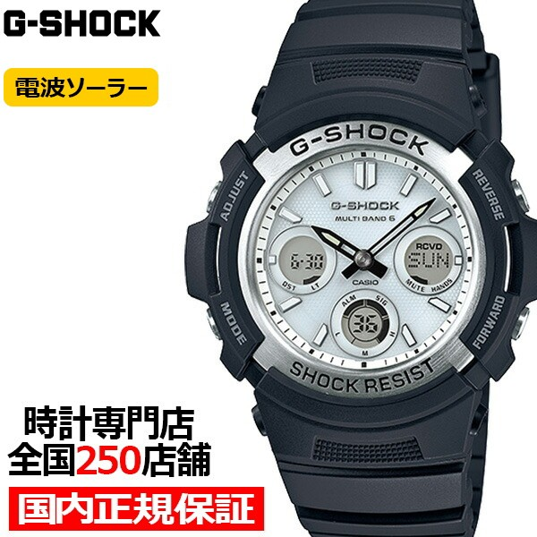 G-SHOCK ジーショック AWG-M100S-7AJF カシオ メ...