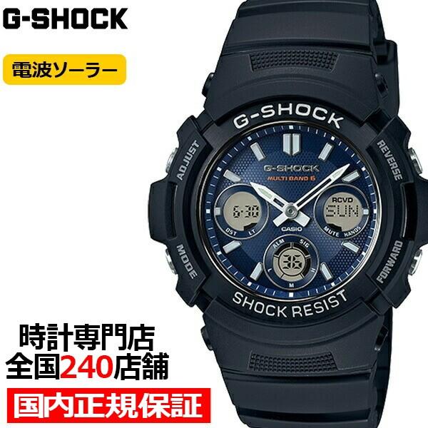 G-SHOCK ジーショック AWG-M100SB-2AJF カシオ メ...