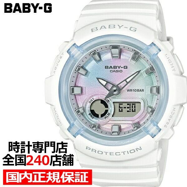 3月12日発売 BABY-G ベビーG BGA-280-7AJF レディ...