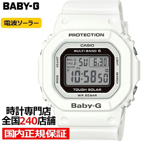 BABY-G ベビーG スクエア BGD-5000U-7JF レディー...