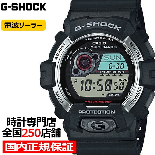 G-SHOCK ジーショック GW-8900-1JF カシオ メンズ...