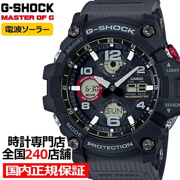 G-SHOCK ジーショック GWG-100-1A8JF カシオ メン...