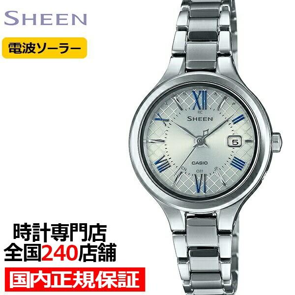 カシオ シーン チタンモデル SHW-7000TD-7AJF レ...