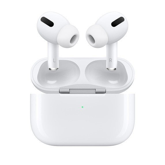Apple AirPods Pro with Charging Case (2019) MW...