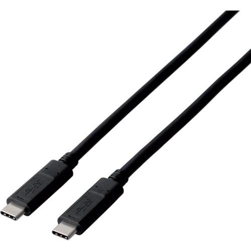 エレコム USB3.1 Gen1 タイプC Type-C CtoC 1.5m ...