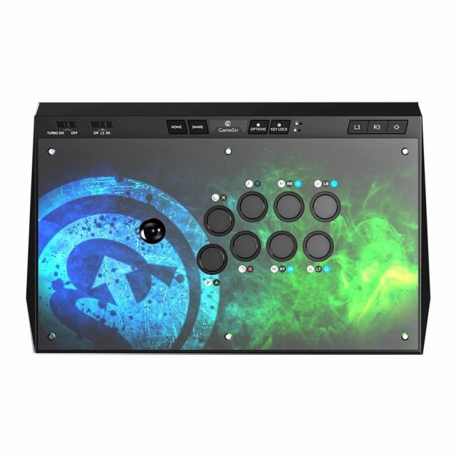 GameSir C2 アーケード コントローラー PS4 / Swi...
