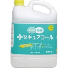 ニイタカ セキュアコール5L×4本(1ケース出荷)...