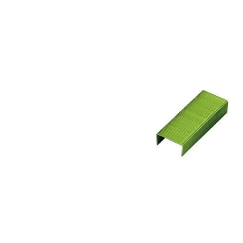 マックス(NO-10-1M/MG)ホッチキス10号針カラー...