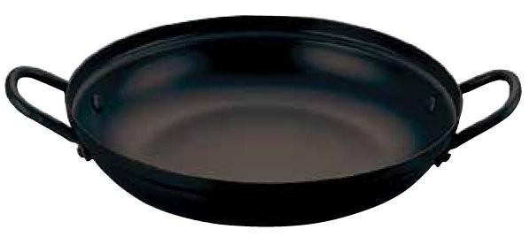 チゲ鍋 もつ鍋 万能アルミ鍋 浅型AJ-28A 28cm ...