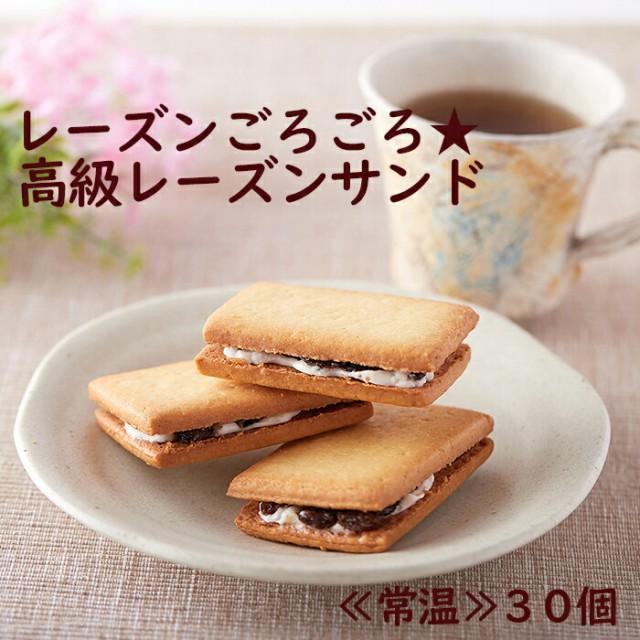 送料無料 レーズンごろごろ★高級レーズンサンド...