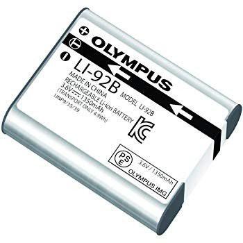 【日本版 / 純正】Olympus オリンパス LI-92B メ...