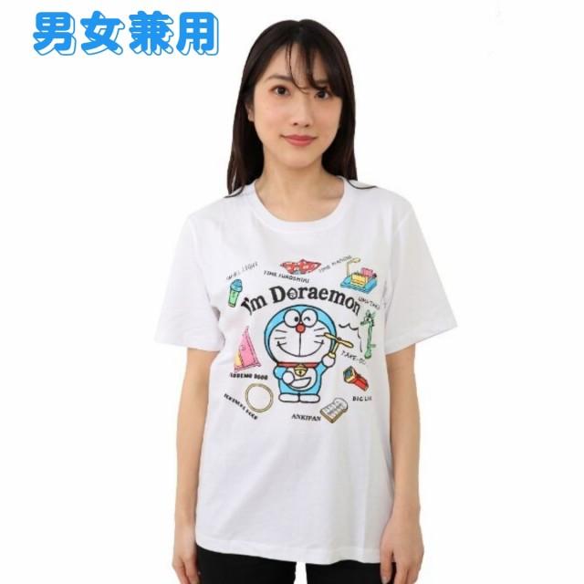 ドラえもんグッズ 半袖 Tシャツ Im Doraemon ひみ...