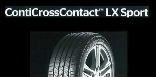 コンチネンタル 235/60R20 108W XL LR LXスポーツ...