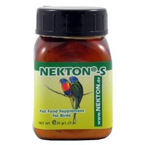 パピエ ネクトン S 35g 鳥類用総合ビタミン剤