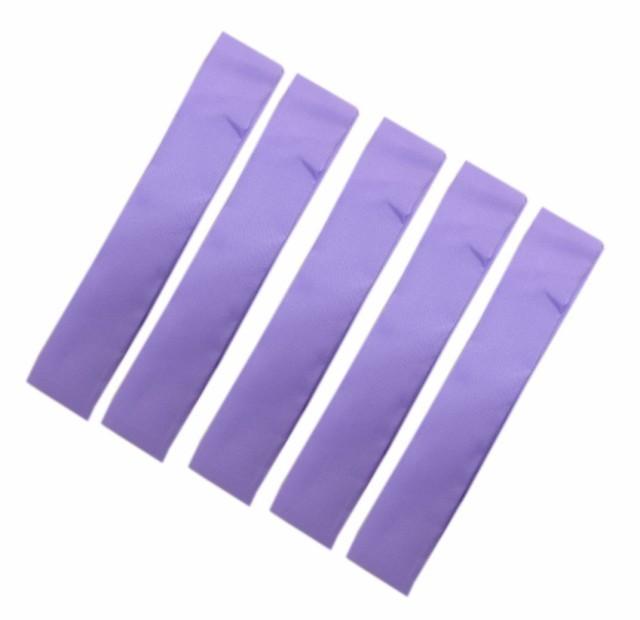 腰紐 こしひも ポリ 5本セット 薄紫 無地 和装 着...