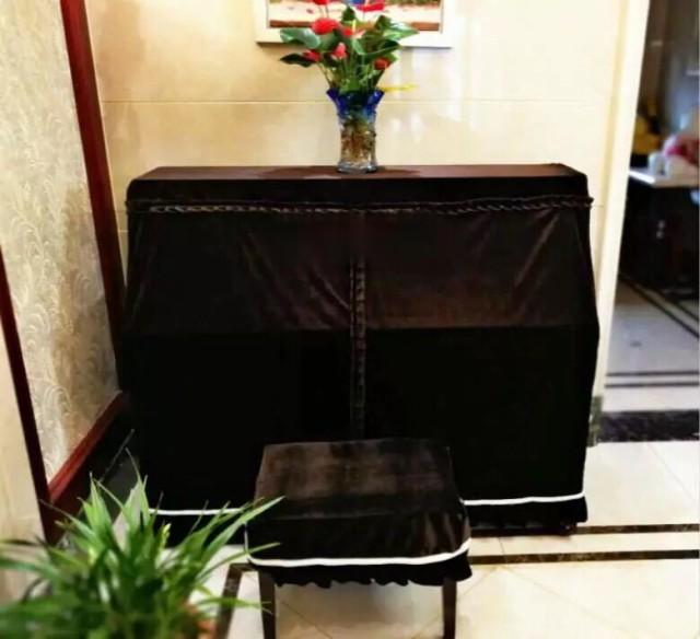 ピアノカバー .ピアノイスカバー 2点セット