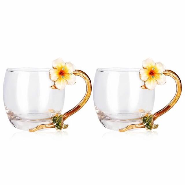 人気の耐熱ガラス製 洋食器 ガラス ティーカップ ...