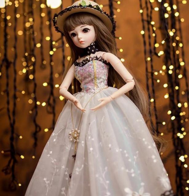 プリンセスドール 60cm フランス人形 西洋人形 衣...