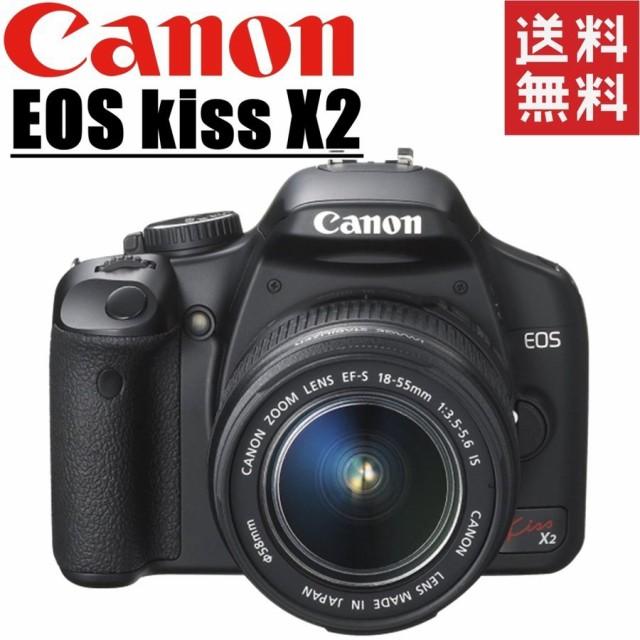 キヤノン Canon EOS Kiss X2 レンズキット デジタ...