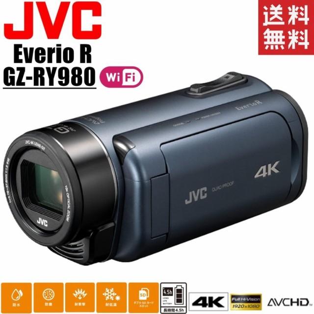 ビクター JVC KENWOOD Everio R GZ-RY980-A 4K対...