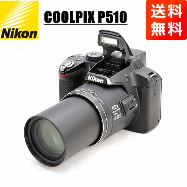 スピード発送 ニコン Nikon COOLPIX P510 クール...