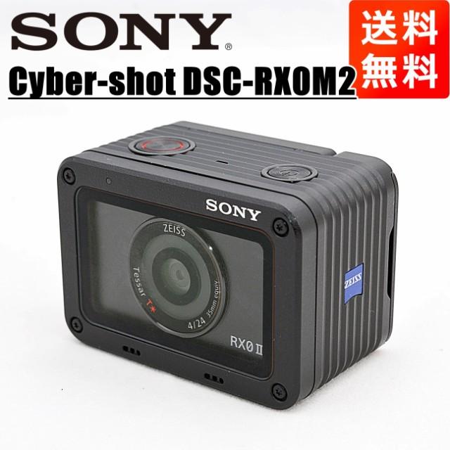 スピード発送 ソニー SONY Cyber-shot DSC-RX0M2 ...
