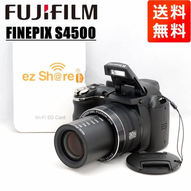 スピード発送 富士フイルム FUJIFILM FinePix S45...