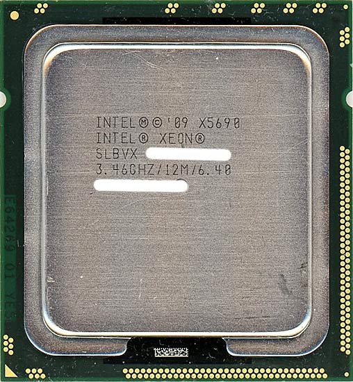 【中古】Intel Xeon X5690 3.46GHz 130W LGA1366 ...