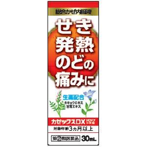 【第(2)類医薬品】カゼックスDXシロップ小児用 30...