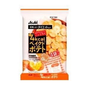 リセットボディ ベイクドポテト 16.5g*4袋入 アサ...