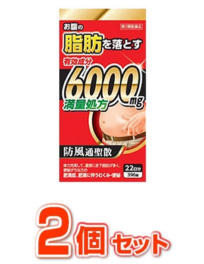 【第2類医薬品】【2個セット】【即納】 防風通聖...