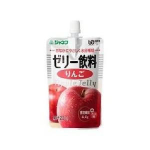 介護食/区分4 ジャネフ ゼリー飲料 りんご 100g ...