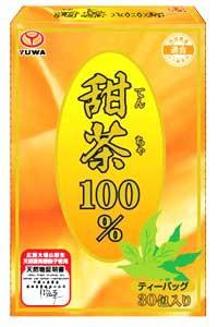 【3個セット】ユーワ 甜茶 100% 30包×3個セ...