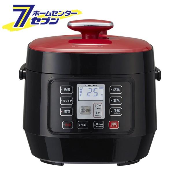 マイコン電気圧力鍋 KSC-3501/R コイズミ
