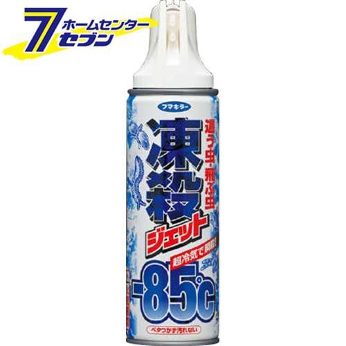 【虫除け・殺虫剤】【殺虫スプレー】 凍殺ジェッ...