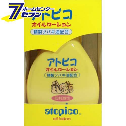 大島椿 アトピコオイルローション(乳液) 120ml