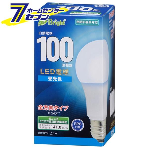 LED電球 E26 100形相当 昼光色 [品番]06-4348 LDA...