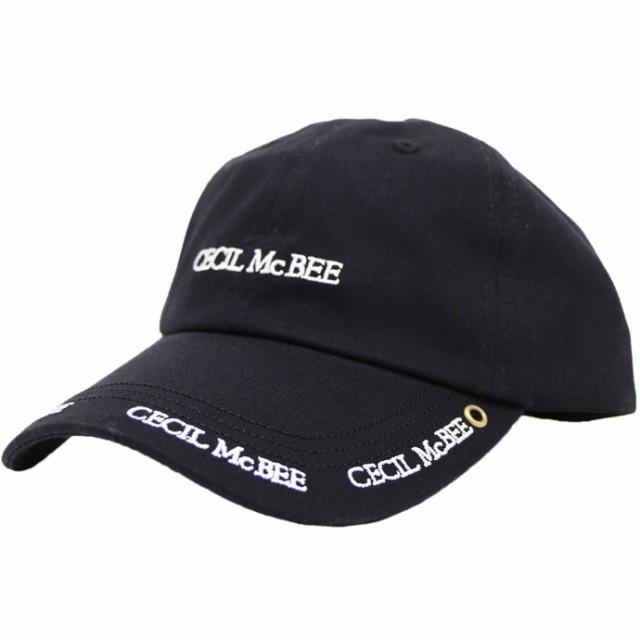 キャップ 帽子 メンズ レディース CECIL Mcbee セ...