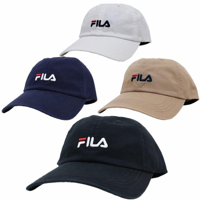帽子 キャップ メンズ レディース フィラ FILA ベ...