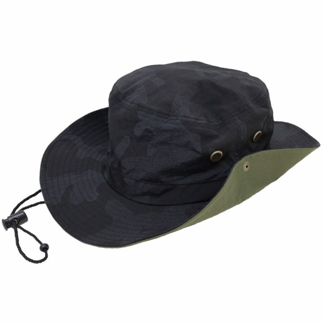 帽子 メンズ 大きいサイズ サファリハット マウン...