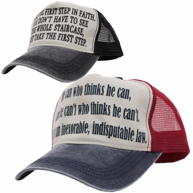 大きいサイズ 帽子 メンズ メッシュキャップ 61cm...