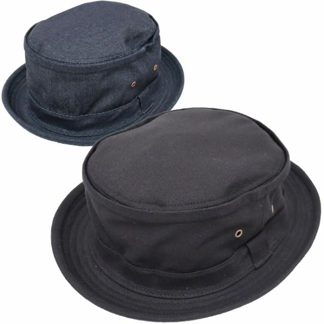 ポークパイハット 帽子 メンズ レディース テラピ...