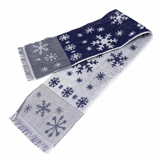 クールタオル 冷感タオル 日本製 熱中症対策 雪柄...