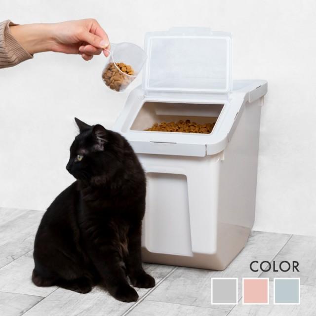 フードストッカー犬猫密閉ペット大容量6〜7kgおし...