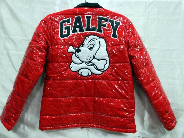 GALFY エナメルジャケット ガルフィ