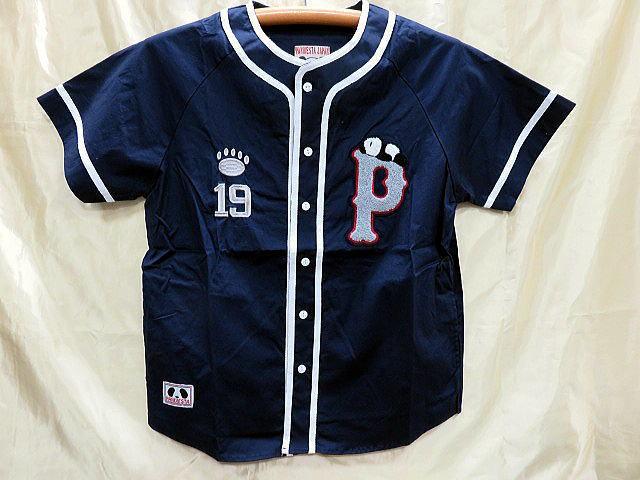 PANDIESTA JAPAN ベースボールシャツ PANDIESTA...