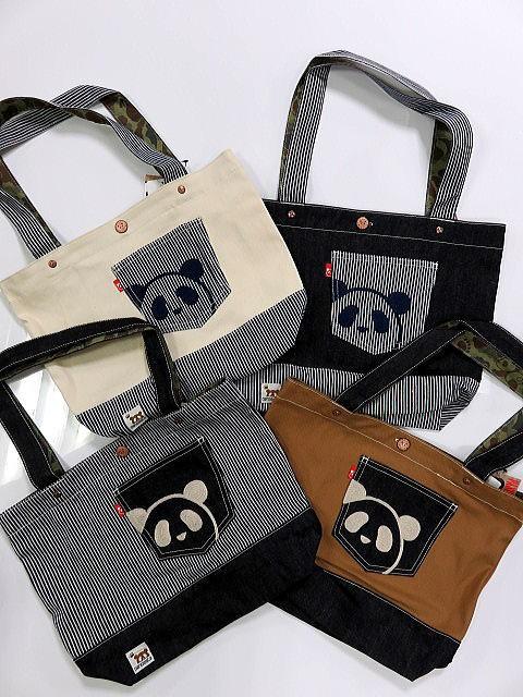 PANDIESTA JAPAN 熊猫謹製  コンボトートバッグ...