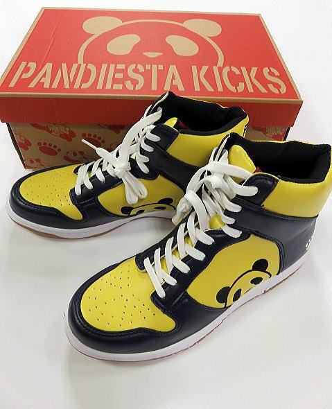 PANDIESTA JAPAN PDJ-KICKS ハイカットスニーカ...